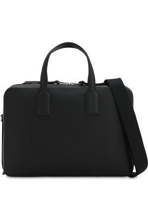 Loewe Goya Thin Leather Briefcase