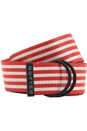 Botter 40mm Striped Nylon Belt