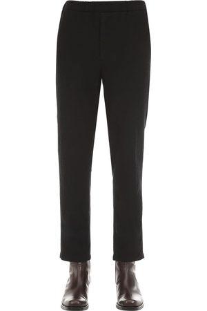 Rochas Wool Trousers