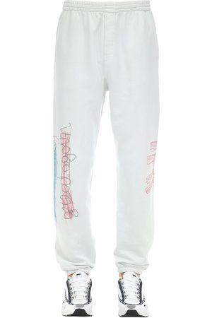 KLSH - KIDS LOVE STAIN HANDS Printed Cotton Sweatpants