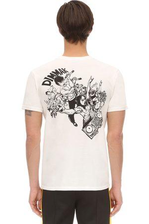 DIM MAK COLLECTION Aoki X Lee By Kim Jung Gi Print T-shirt