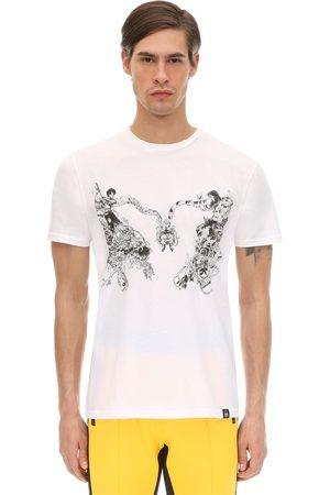 DIM MAK COLLECTION Lvr Edition Cotton T-shirt By Kimjung Gi