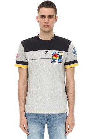 Napapijri Logo Cotton Jersey T-shirt