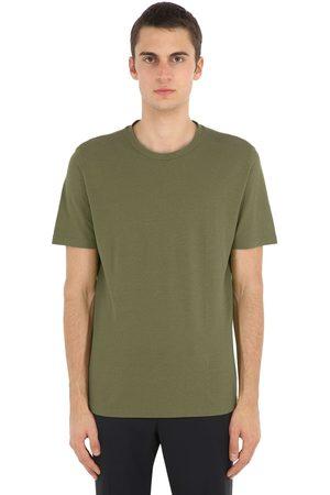LARDINI Cotton Jersey T-shirt