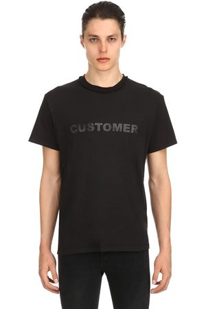 MR. COMPLETELY Customer Cotton Jersey T-shirt