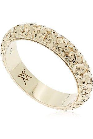 VANZI Herre Ringer - Florentine Gentlemen Wedding Ring