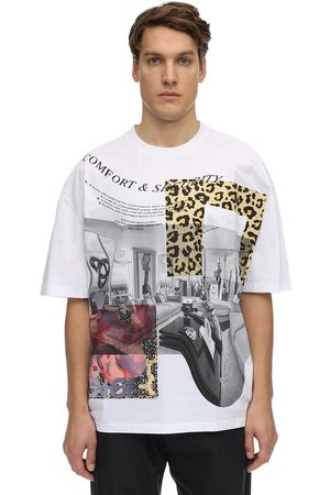 PAM PERKS AND MINI Boxed Animal Oversize Cotton T-shirt