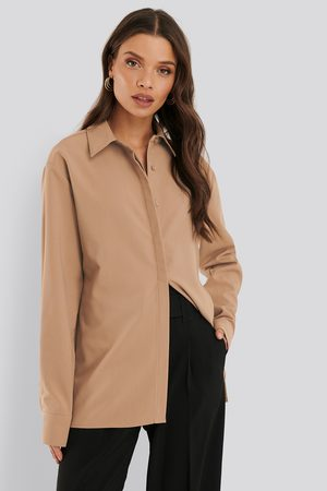 NA-KD Structured Blouse