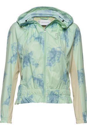 Johaug Breeze Jacket Outerwear Sport Jackets Multi/mønstret