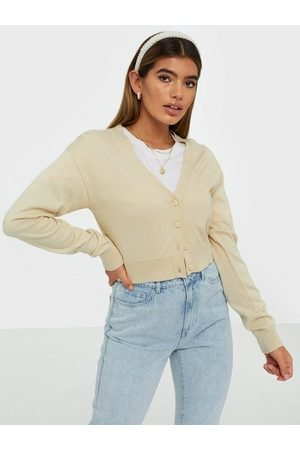 NLY Trend Cropped Cardigan Knit