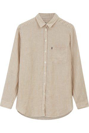 Lexington Dame Bluser - Isa Linen Shirt