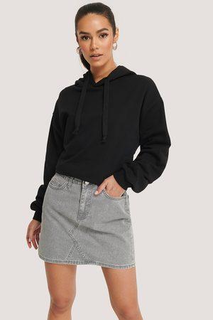 Trendyol Basic Denim Mini Skirt
