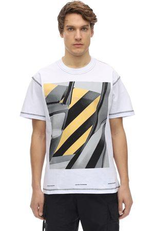 UNITED STANDARD Piotr Print Cotton Jersey T-shirt