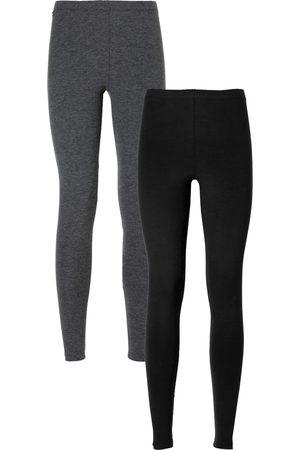 Bonprix Dame Leggings - Leggings (2-pack)