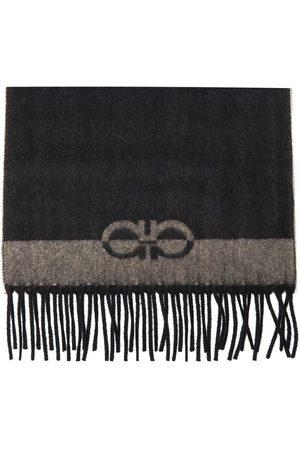 Salvatore Ferragamo Fringed scarf