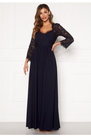 Chiara Forthi Nathalia Maxi Dress Dark blue XS