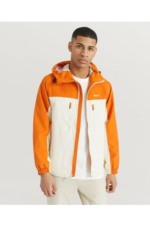 Huf Jakke Standard Shell 3 Jacket Orange