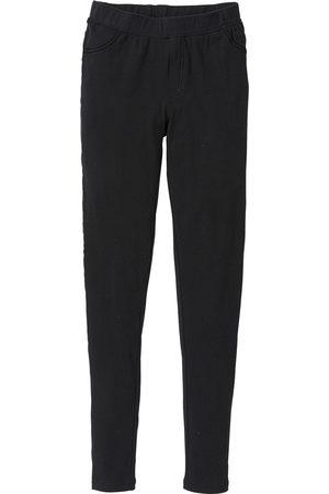 bonprix Pysj-leggings med lommer