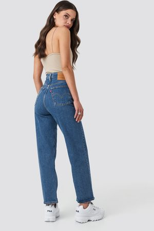 Levi's Dame High waist - Ribcage Straight Ankle