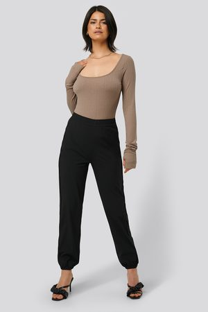 Olivia Salo x NA-KD Dame Joggebukser - Windbreaker Pants