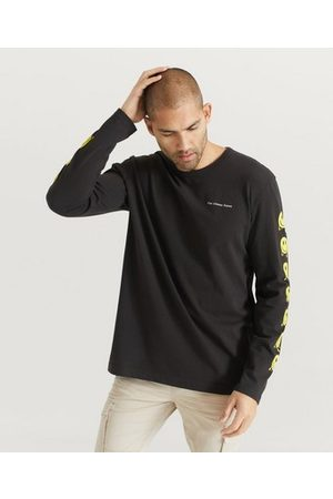 The Classy Issue x NA-KD Langermet T-Shirt Smiley Long Sleeve