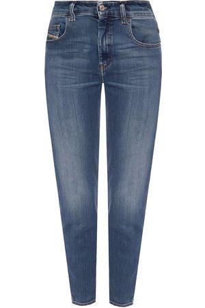 Diesel D-Slandy distressed jeans