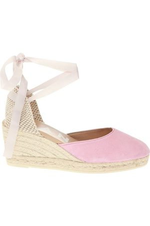 MANEBI Hamptons wedge sandals