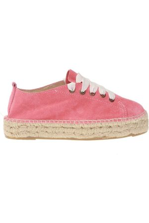 MANEBI Lace-up espadrilles