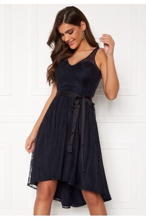Chiara Forthi Peaches Dress Dark blue 42