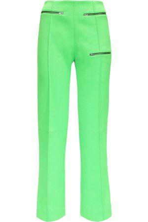 Kwaidan Editions Dame Smale bukser - Jersey Mousse Slim Leg Pants