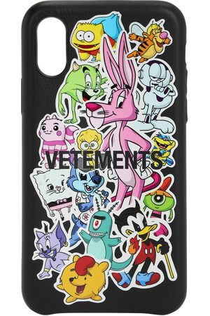 Vetements Monster Stickers Iphone Xs Cover