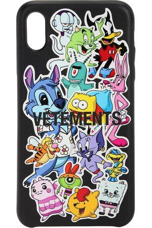 Vetements Dame Mobildeksler - Monster Stickers Iphone Xs Max Cover