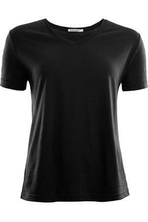 Aclima Dame Kortermede - LightWool T-shirt Loose Fit Women