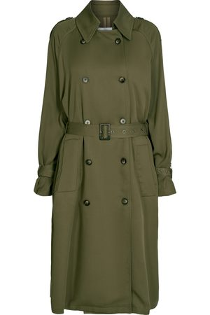 Co`Couture Trench Tencel Coat