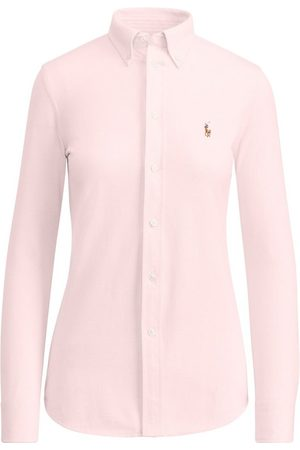 Polo Ralph Lauren Heidi Skinny Long Sleeve Shirt