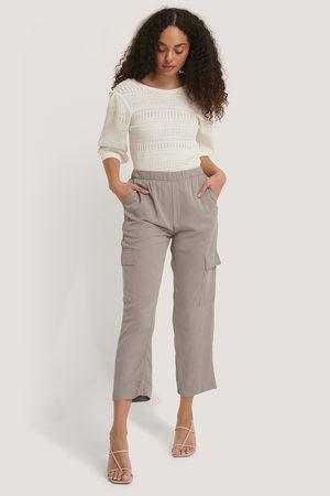 MANGO Dame Bukser - Saty Trousers