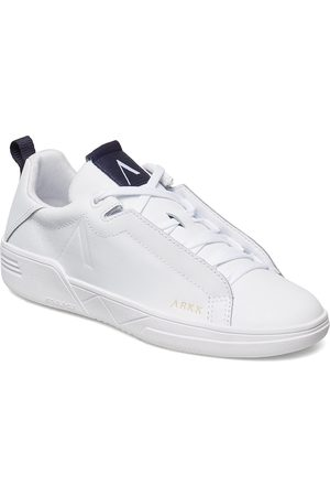 Arkk Copenhagen Uniklass Leather S-C18 White Midnig Lave Sneakers