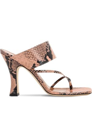 Pink CRISS CROSS SANDAL  Paris Texas  Sandaler - Sko Til Dame