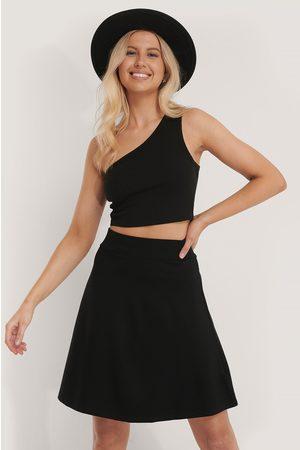 NA-KD Dame Miniskjørt - Jersey Mini Skirt