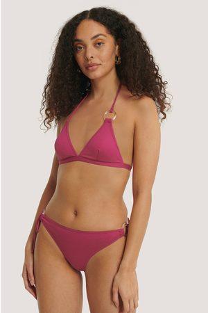 Trendyol Accessory Textured Bikini Bottom