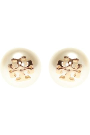 Tory Burch Earrings with logo
