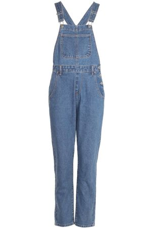Boohoo Denim Boyfriend Dungaree