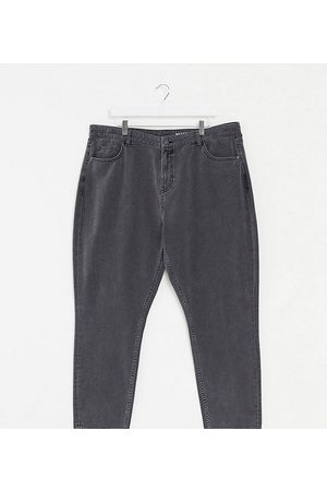 Noisy May Mom jeans in black