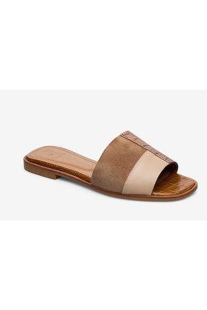 Flattered Sandals