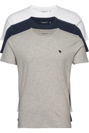 Abercrombie & Fitch Crew Multipack T-shirts Short-sleeved
