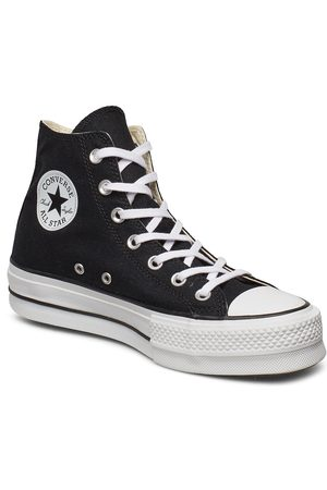 Converse Dame Sneakers - Chuck Taylor All Star Lift Høye Sneakers