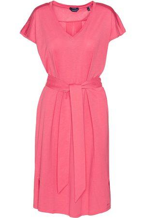 GANT V-Neck Jersey Dress