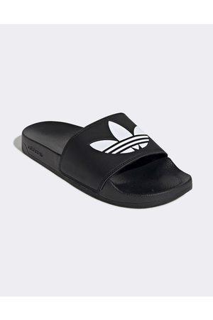adidas Dame Flip flops - Adilette Lite sliders in black