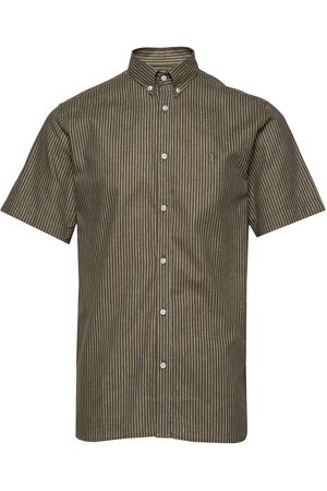 Les Deux Simon Shirt Buttondown Kortermet Skjorte
