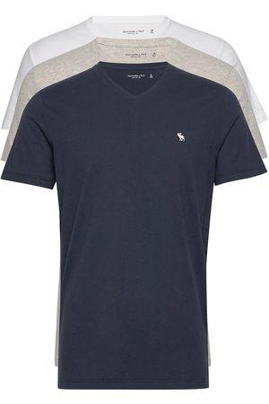 Abercrombie & Fitch Herre Kortermede - Vee Multipack T-shirts Short-sleeved